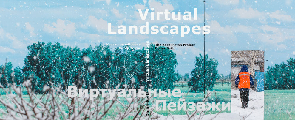 Cover von Virtual Landscapes