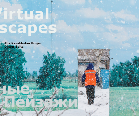 Virtual Landscapes, Cover